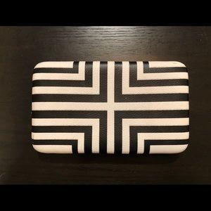 Handbags - SALE-Geometric Clutch w/ Wallet